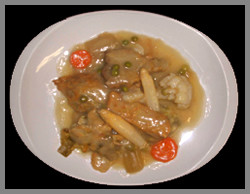 Carta Restaurante Benta Miguel - Primeros platos